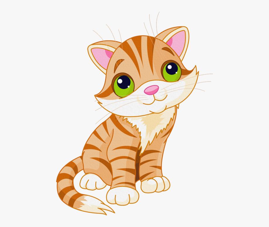 Kitten Clipart Whisker On Kitten