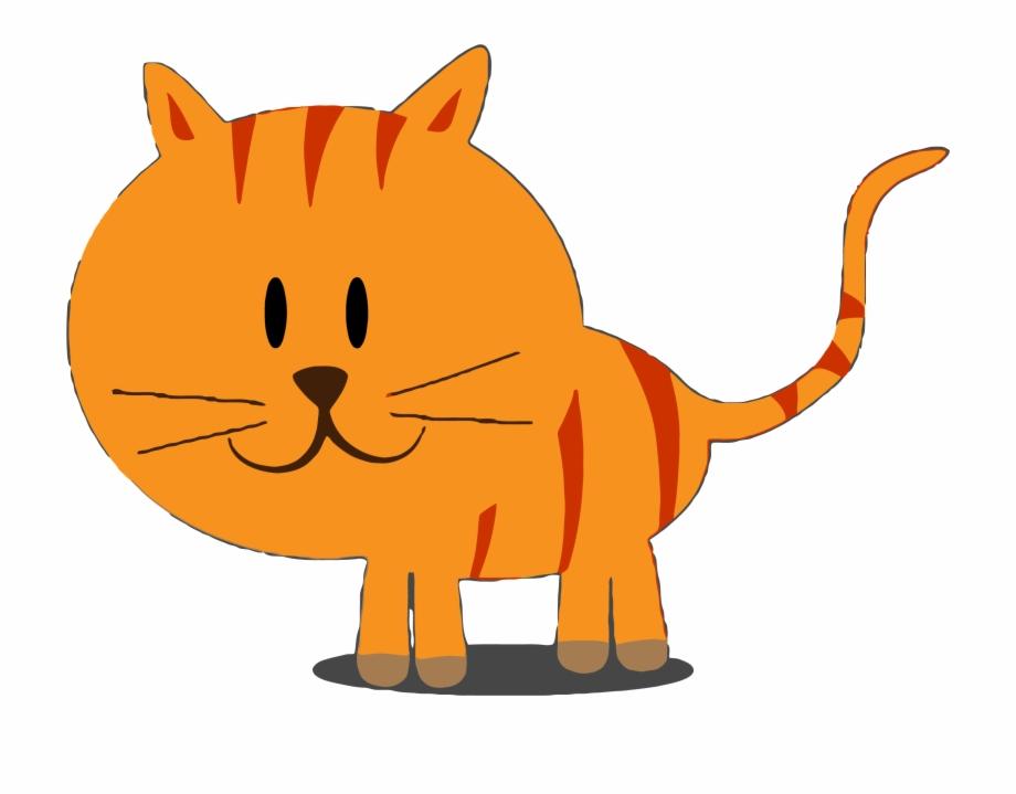 Happy kitty cat.
