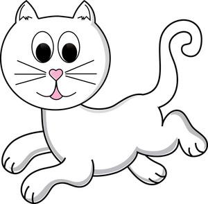 Free playful cat.