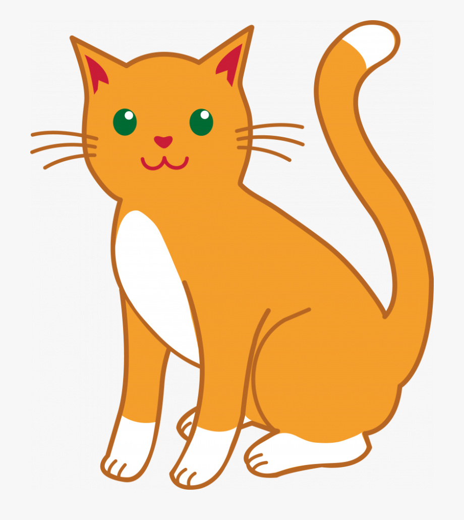 Banner Royalty Free Download No Background Cat