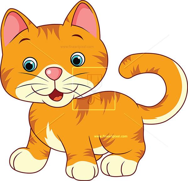 Cat clipart .