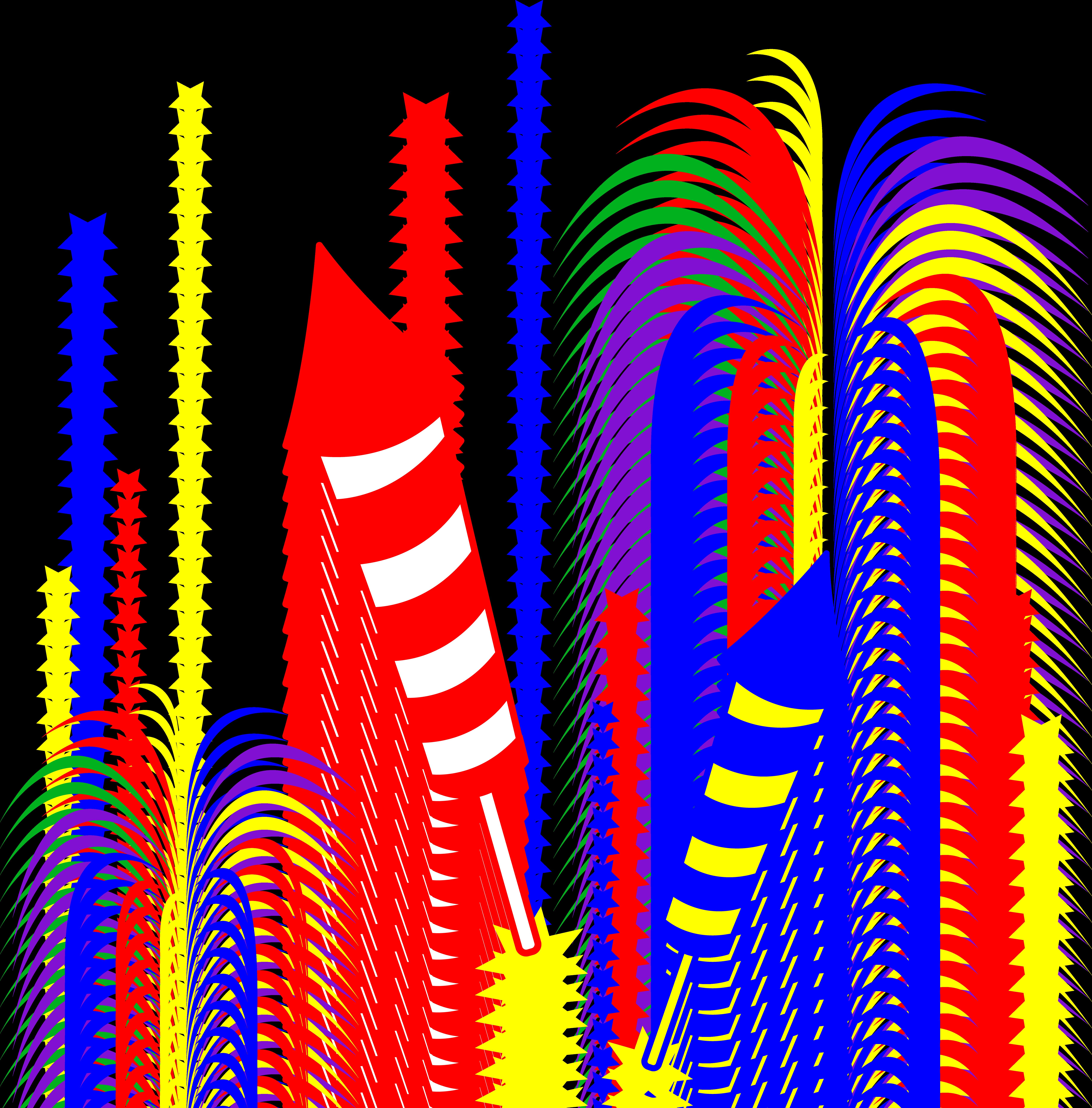 Free animated celebration.