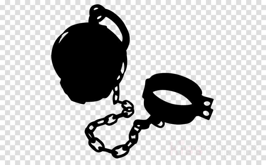 Ball and chain clipart Ball and chain Prison clipart