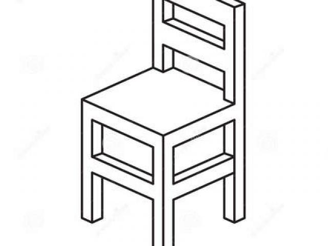 Chair clipart black and white pictures on Cliparts Pub 2020!