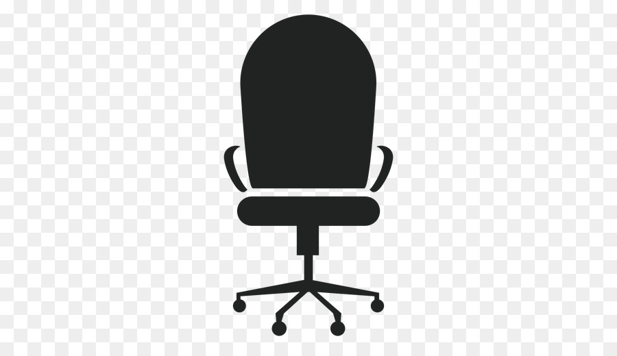 Office chair back.