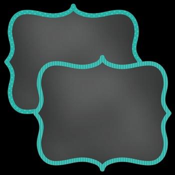 Free Chalkboard Border Cliparts, Download Free Clip Art