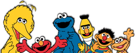 Character clipart sesame street. Free download clip art