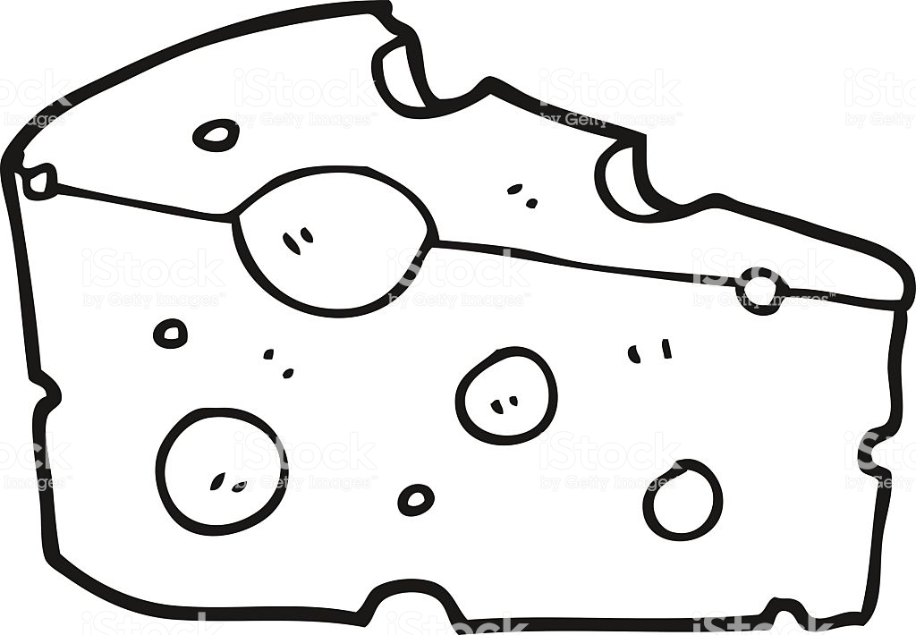 Cheese clipart black and white pictures on Cliparts Pub ...