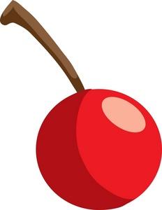 Cherry clipart image.