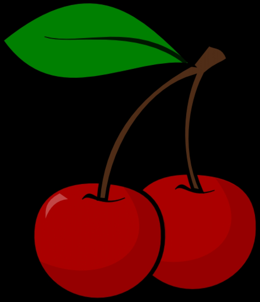 Free cherries cliparts.