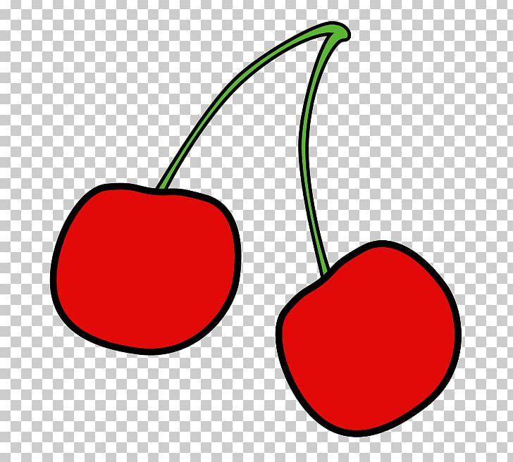 Cherry plant stem.