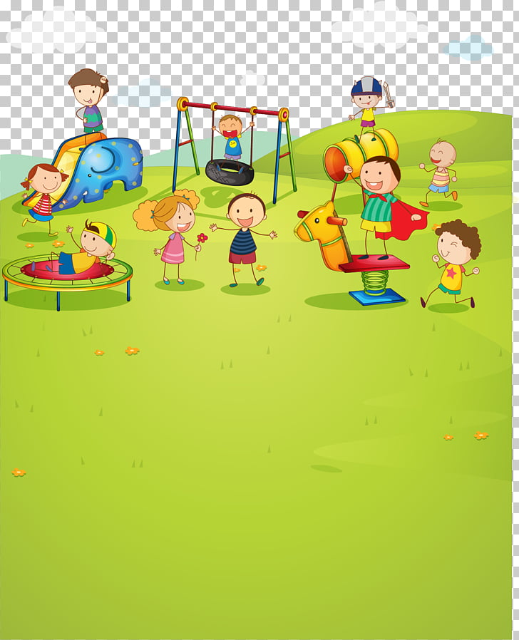 Park child playground.