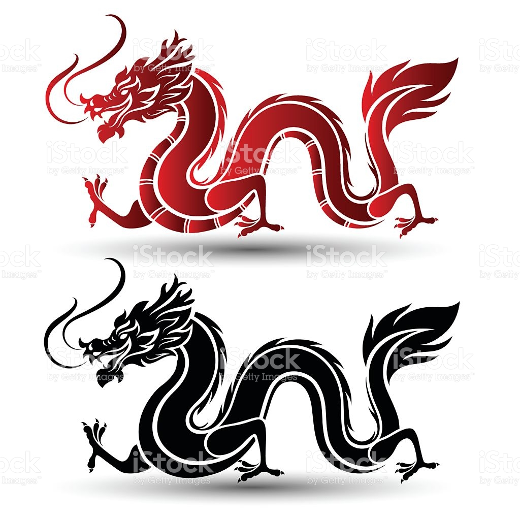 Chinese dragon images.