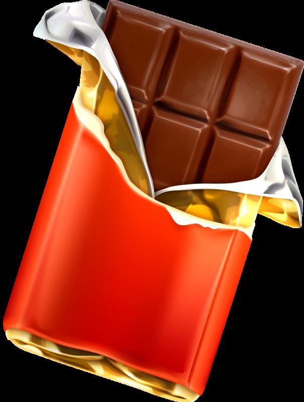 Clipart milk chocolate.