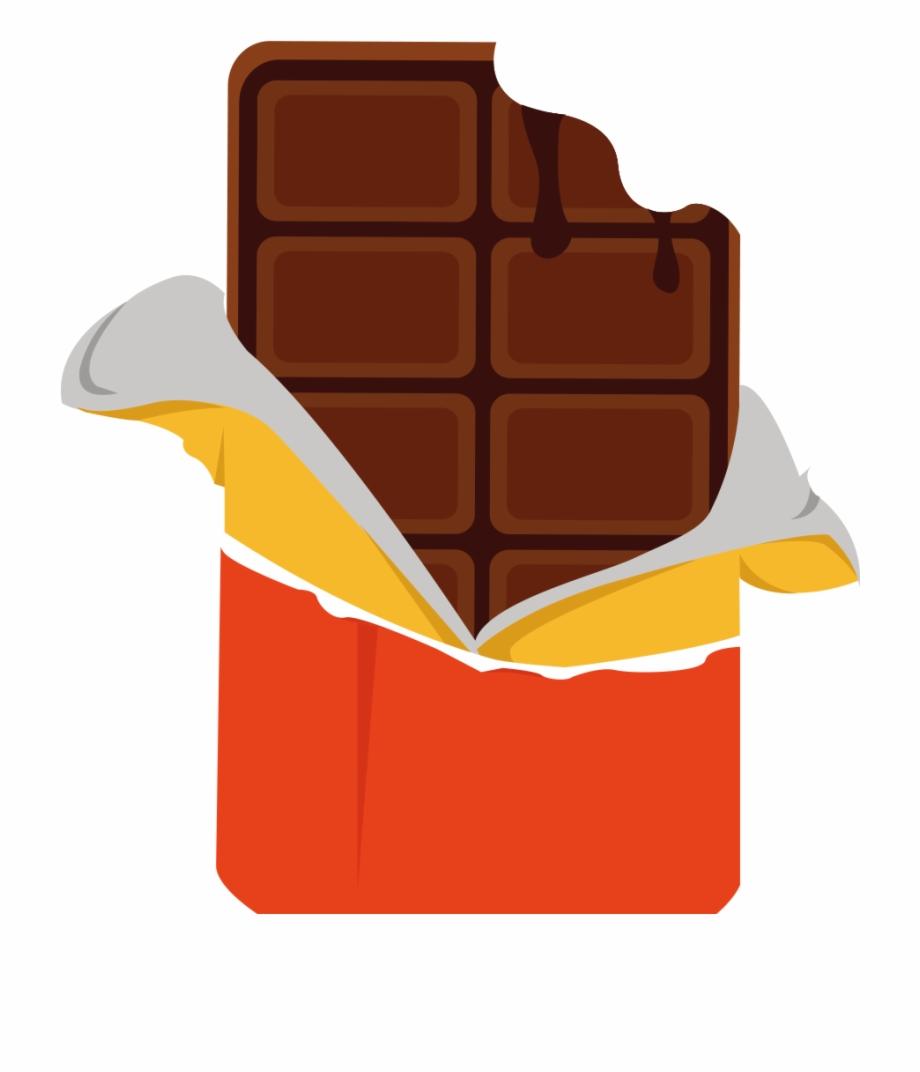 Chocolate bar white.