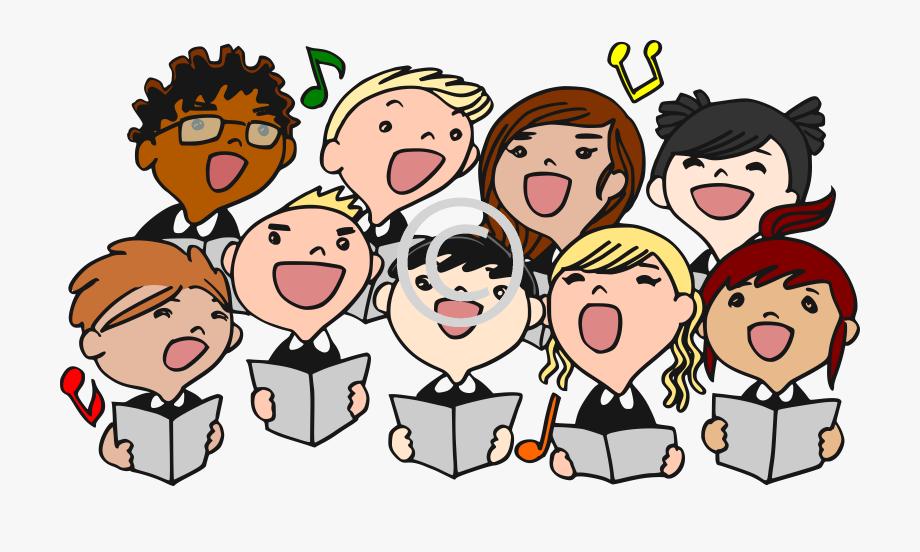 Choir mens chorus.