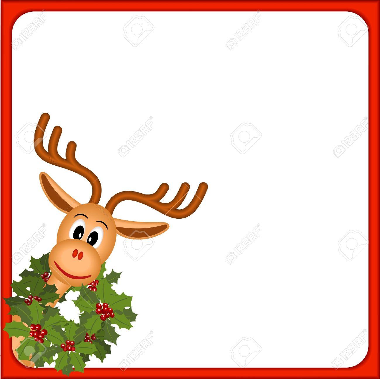 Reindeer games cliparts.