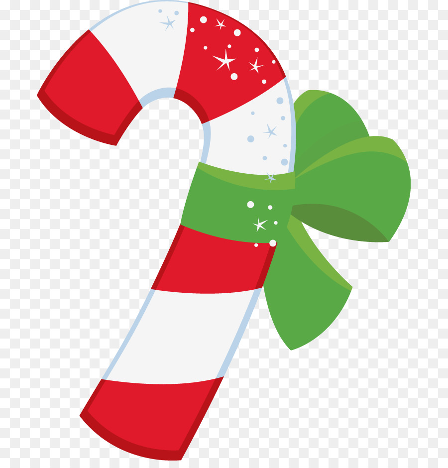 Candy Cane Christmas clipart