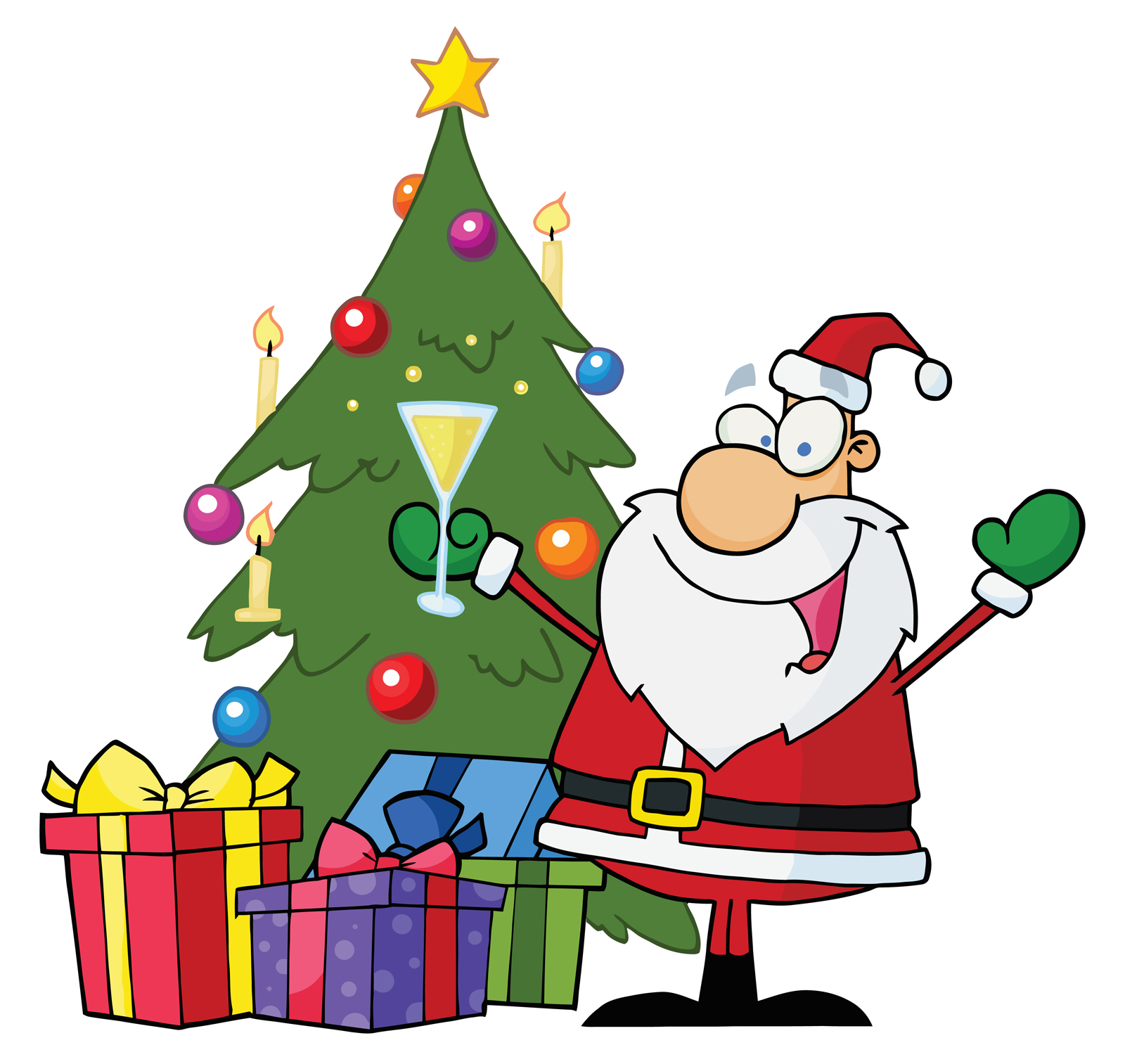 Free Cartoon Christmas Clipart, Download Free Clip Art, Free