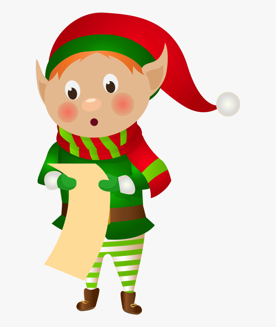 Christmas Clipart Elf