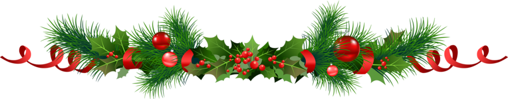 Free Christmas Garland Clip Art, Download Free Clip Art
