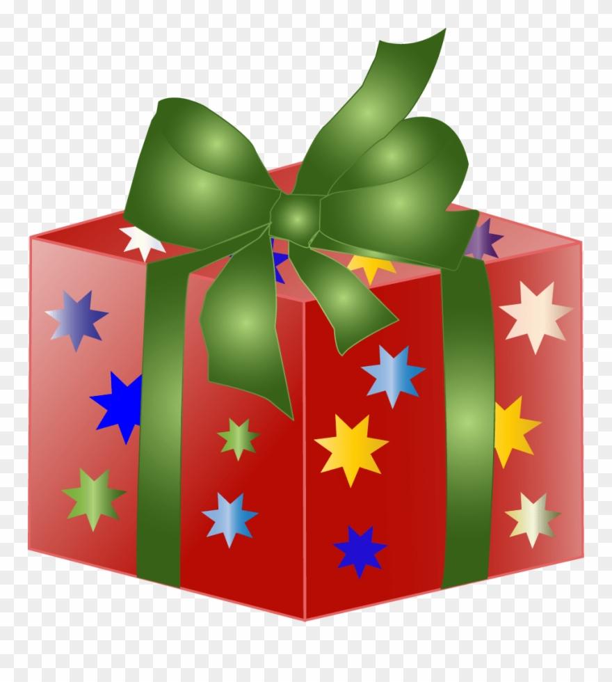 Box bag christmas.