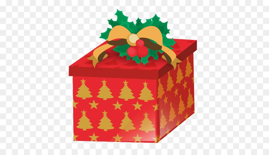 Gift box christmas.