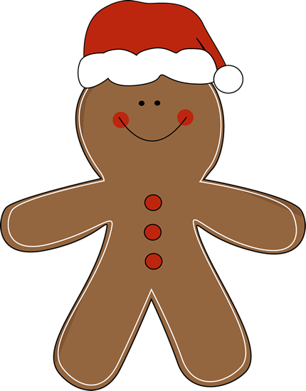 Free Christmas Gingerbread Cliparts, Download Free Clip Art