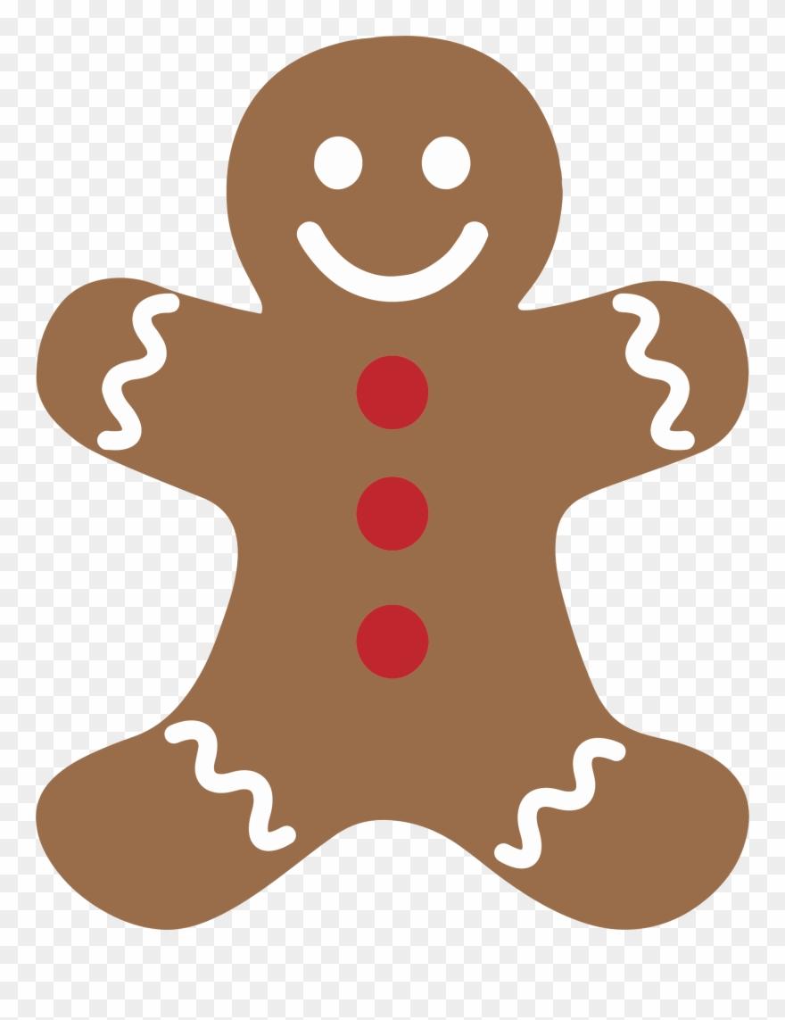 Clipart Eaten Gingerbread Man Clipartfest