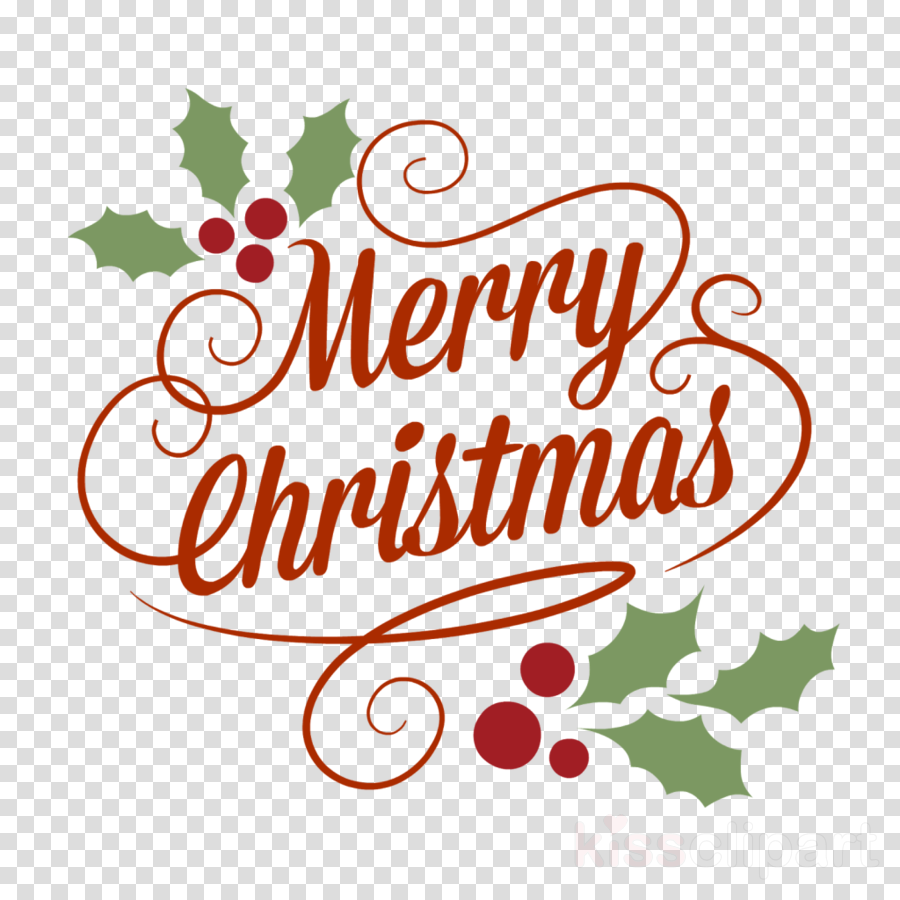 Merry Christmas Clipart to download free