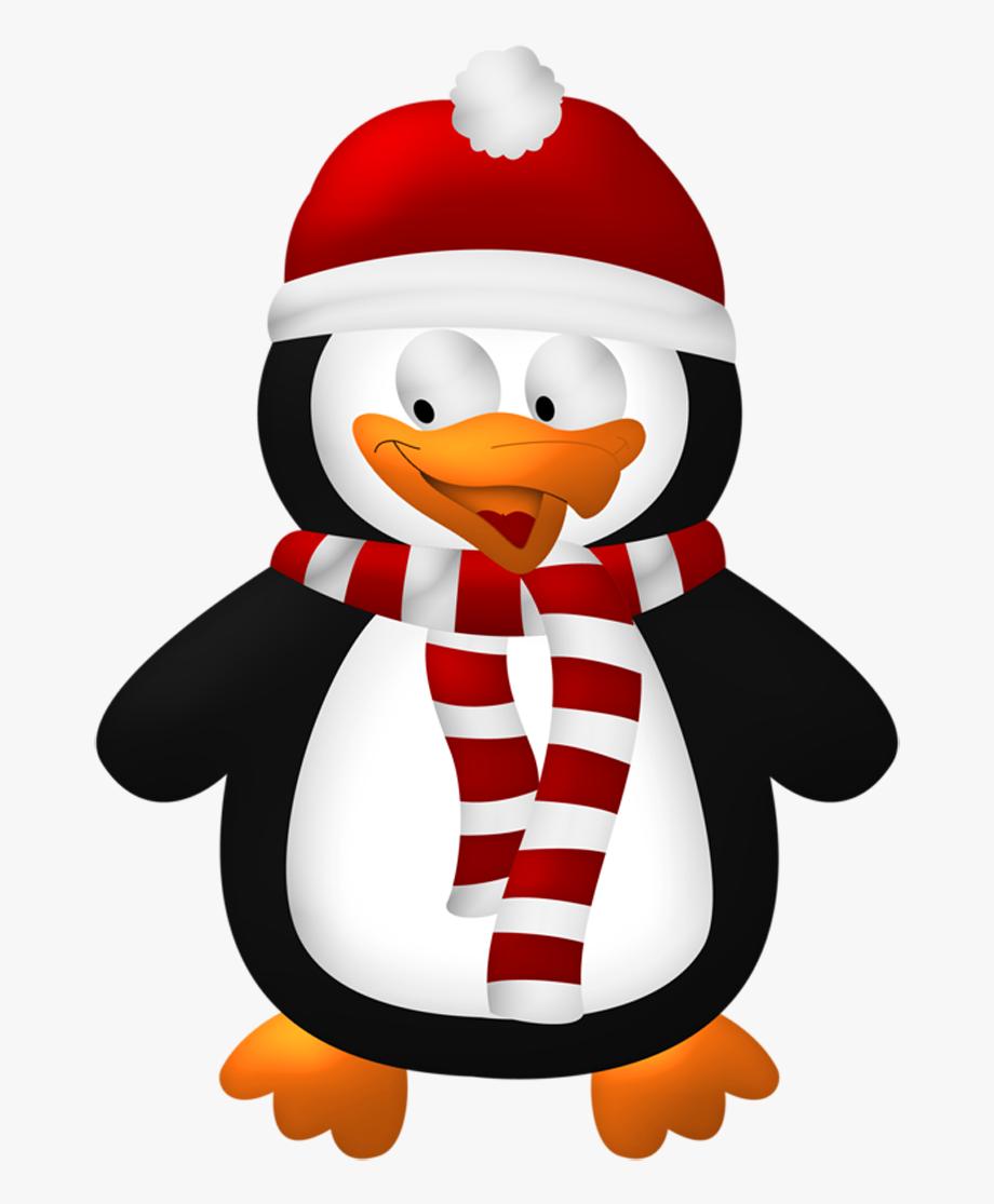 Christmas Clipart Penguin
