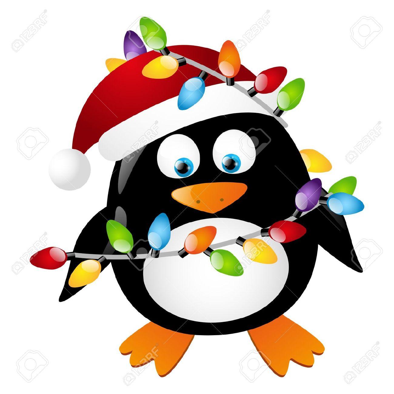 29 christmas penguin.