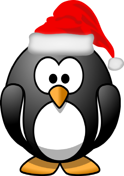 Free Christmas Penguin Clipart, Download Free Clip Art, Free