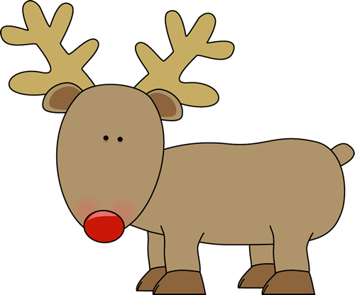 Free Christmas Reindeer Clipart, Download Free Clip Art