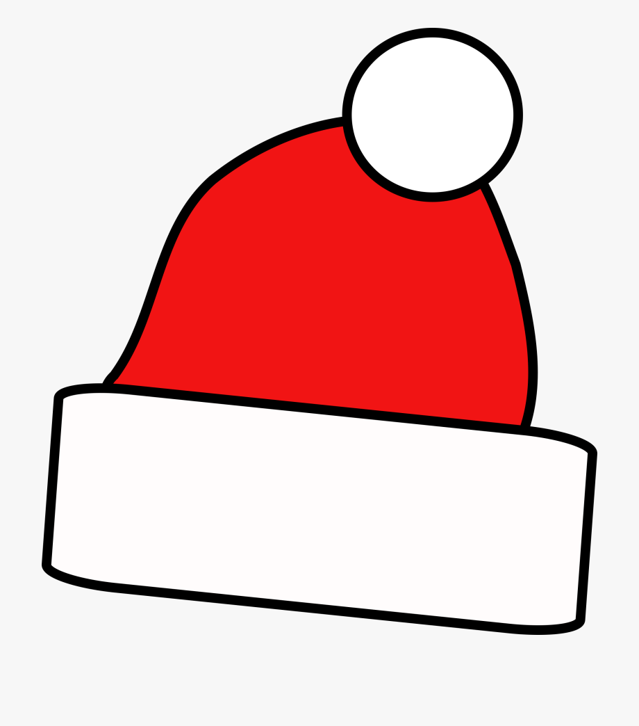 Jpg Transparent Download Cap Clipart Christmas