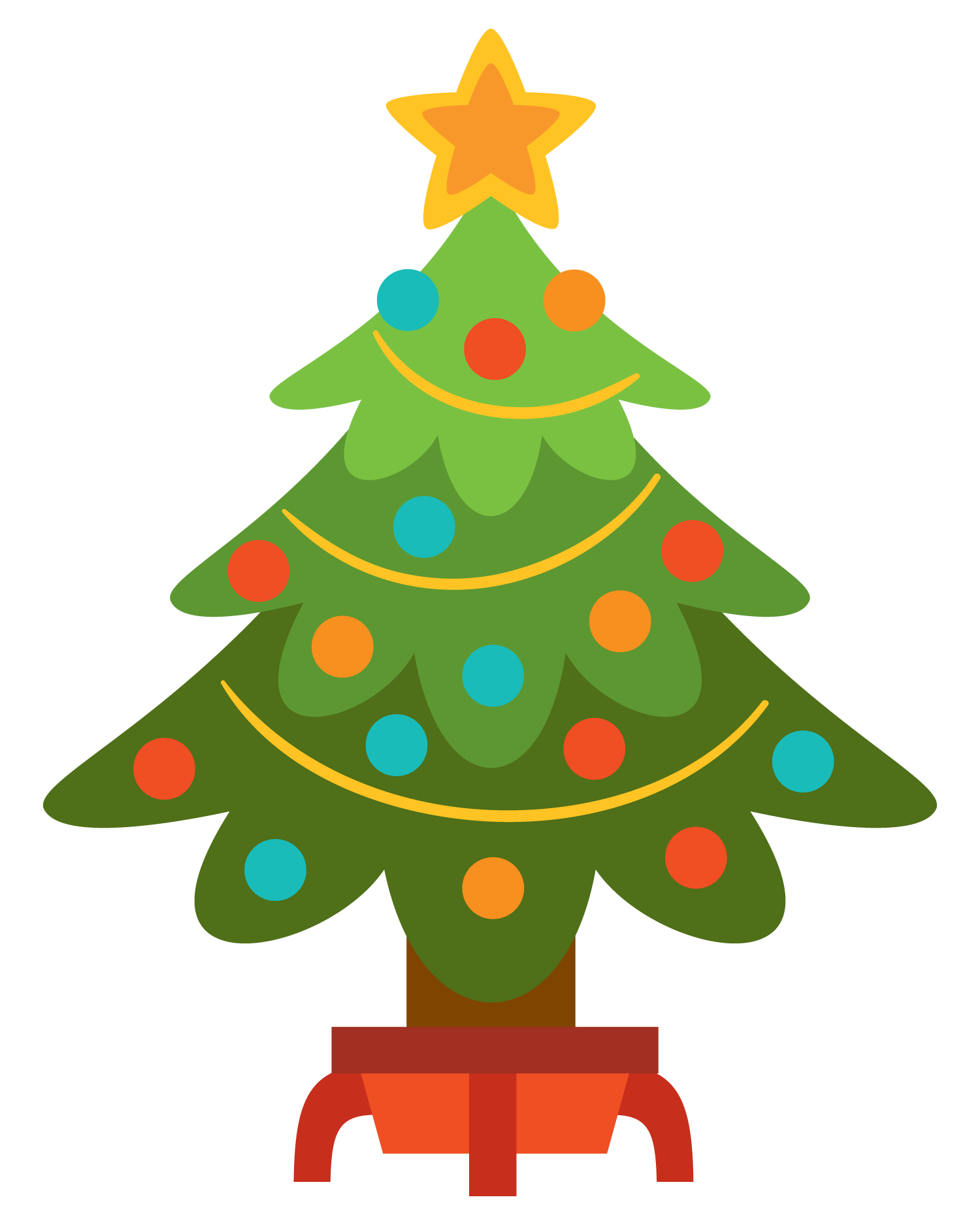 Free Simple Christmas Cliparts, Download Free Clip Art, Free