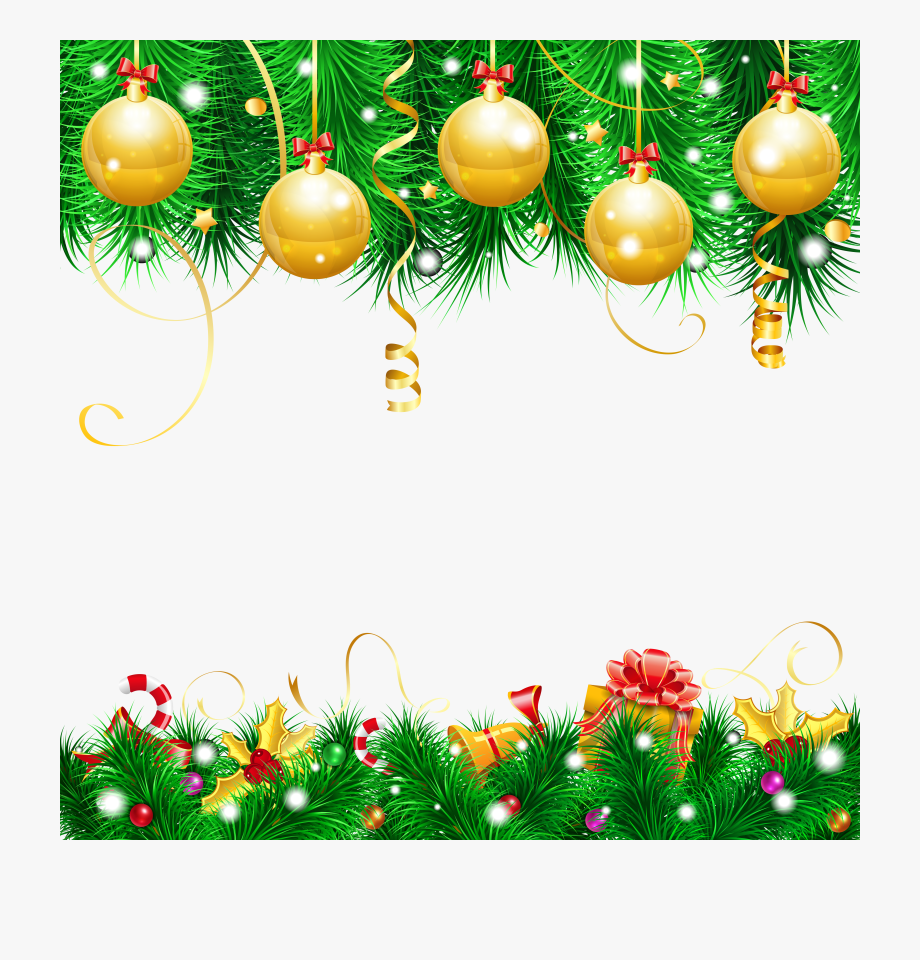 Christmas ornament clipart.