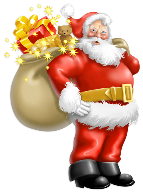Santa Claus Father Christmas Clip art