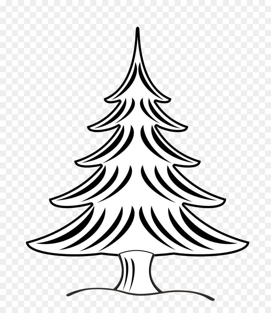 Christmas tree line.