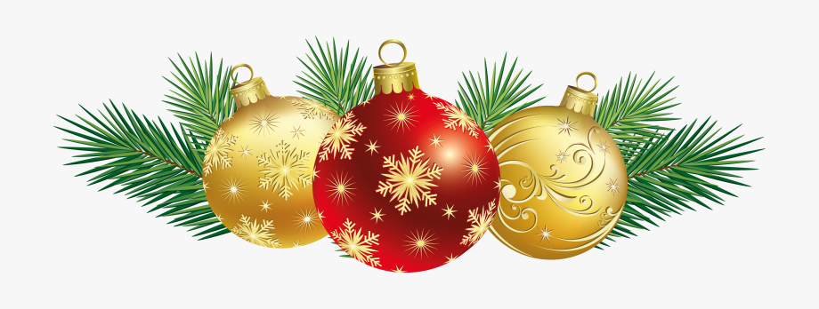 christmas ornament clipart cartoon