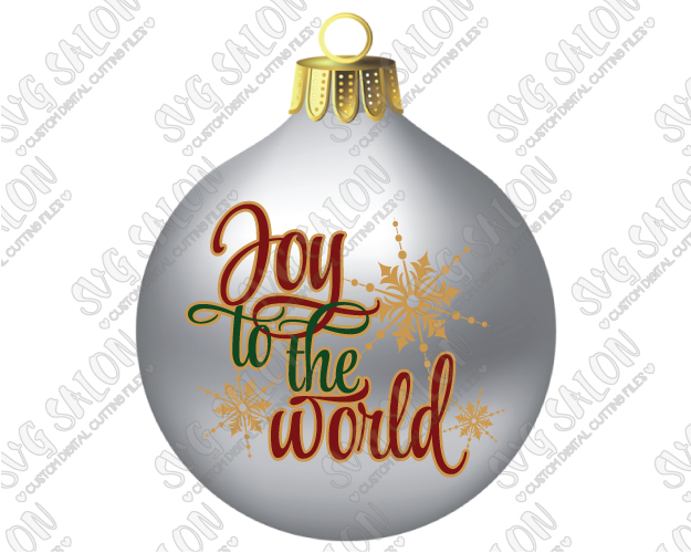 Joy the world.