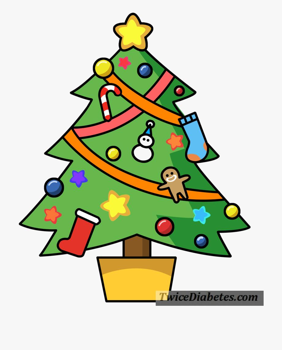 Christmas Tree Animated Png