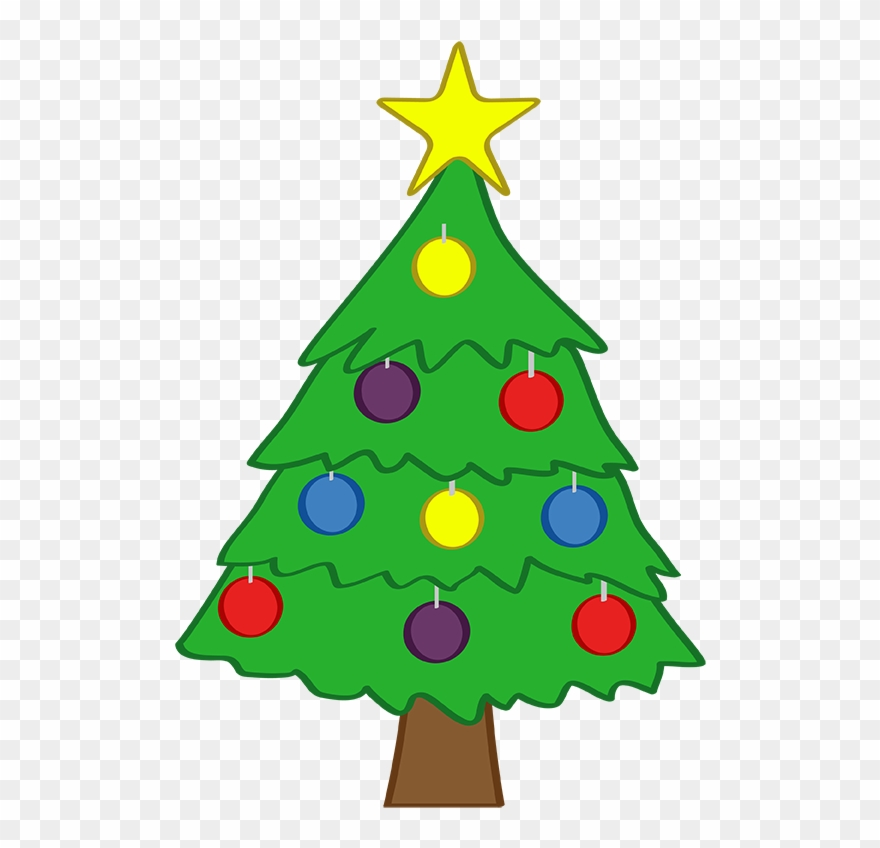Christmas Tree Clip Art At Clker Vector Clip Art Online