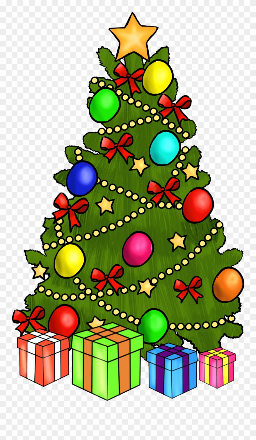 christmas ornament clipart cute