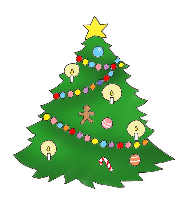 Free Christmas Tree Clip Art, Download Free Clip Art, Free