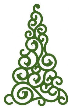 Free Christmas Swirl Cliparts, Download Free Clip Art, Free