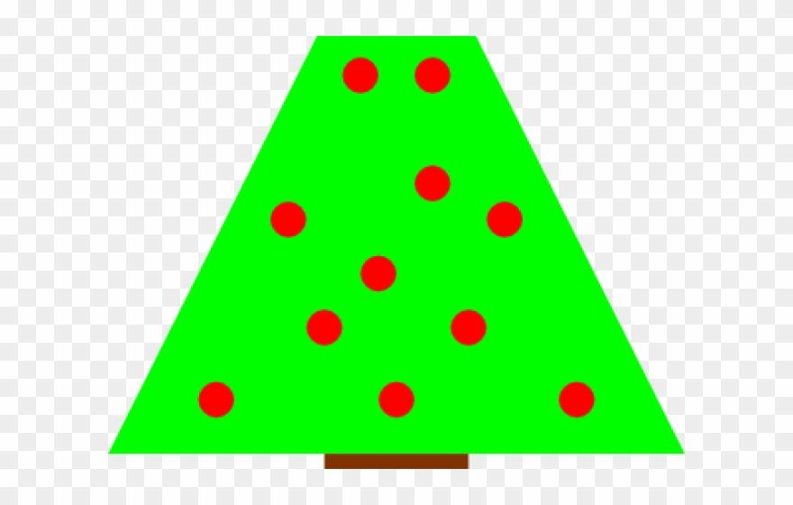Pine Tree Clipart Triangle Tree
