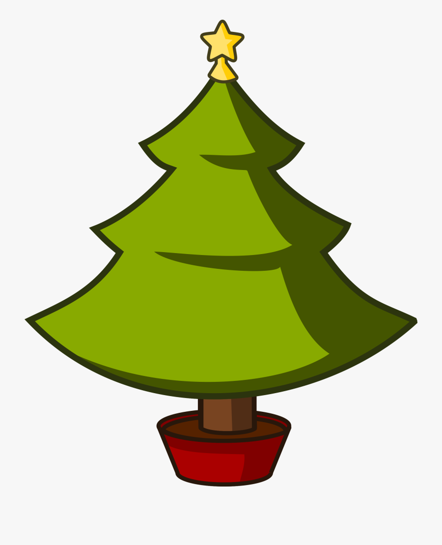 Christmas Tree Clipart To You