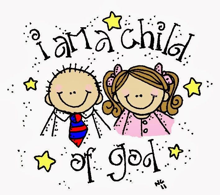 Childrens church clipart.