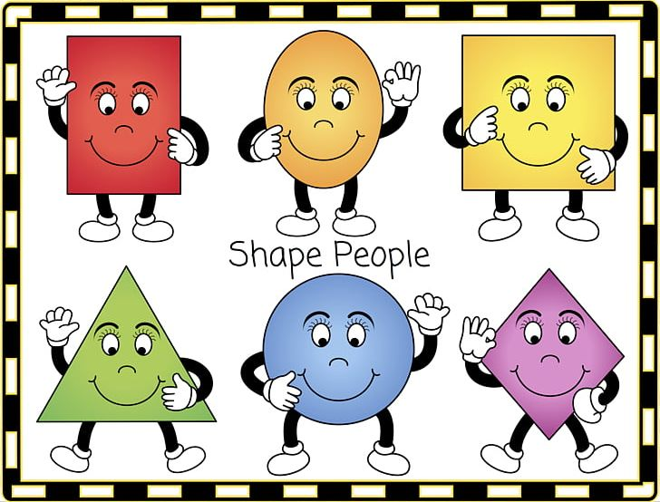 Geometric shape shapes.
